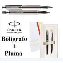 Super Oferta! Set Parker 125 Años Bolígrafo + Pluma Im