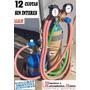 Soldadora Oxigas Oxigeno 1/2 Mt3 + Gas De 2 Kg Refrigeracion