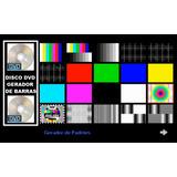 Dvd Gerador De Padrões/barras (para Técnicos) Frete Grátis!!