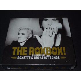 Cd Roxette Roxbox Greatest 4 Discos Box Set
