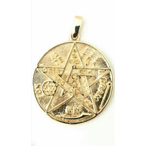 Pingente Maçônico Tetragramaton Na Prata950