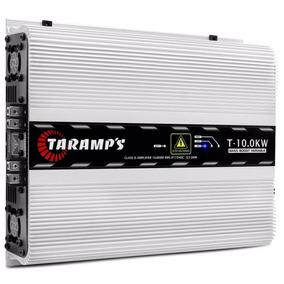 Modulo Taramps T 10000w Rms High Voltage T10k Amplificador