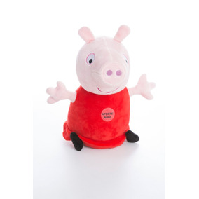Boneca Peppa Pig Musical Estrela