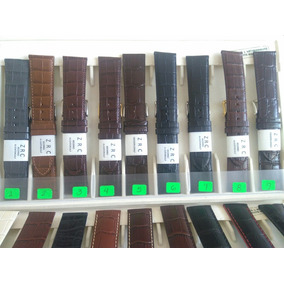 Correa Piel Para Reloj 22mm. Compatible,mido, Tissot, Etc.