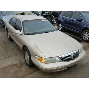 Lincoln Continental 1995-1997: Bisagra De Puerta