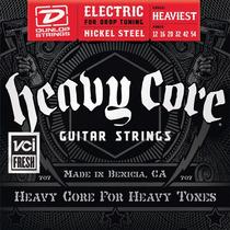 Dunlop Heavy Core Drop Tune 12-54 Cuerdas Envio Gratis Dhl