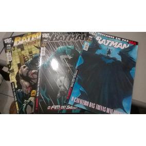 Gibi Batman 1ª Série Panini Diversos Números