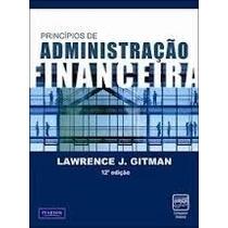 Resoluções Gitman Administração Financeira 12ªed Pdf