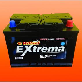Batería Willard Extrema 850 Bmw Captiva Cherokee Megane2