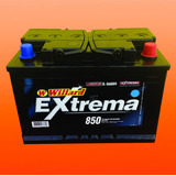 Batería Willard Extrema 850 Bmw Captiva Cherokee Megane 2
