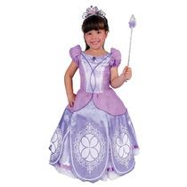 Disfraz Princesa Sofia Bebe Carnavalito Origianal