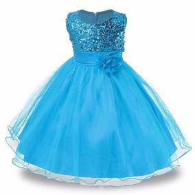 Vestido Festa Infantil Criança Princesa