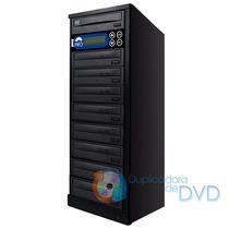Duplicadora De Dvd E Cd Com 9 Gravadores Sony 7280s