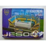 Nuevo Estadio La Bombonera Boca Juniors - Rompecabezas 3d