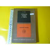 Libro Filosofia Lenguaje Verdad Y Logica A. Ayer Eudeba 65