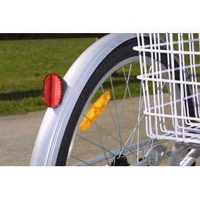 Refletor Paralama Bicicleta Monark Monareta Phillips Caloi
