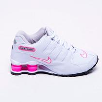 Tenis Nike Shox Nz Feminino Original Lançamento Frete Gratis