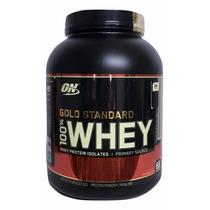 Proteina Gold Standard 100% Whey 5 Lb Galletas Con Crema