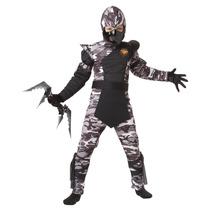 Fuerzas Ártico Disfraz Ninja Medio