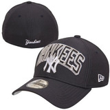 Gorra New York Yankees Diamond Era 39thirty Wordmark Flex Ha