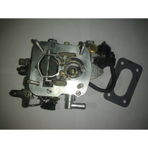 Carburador 30-34 Gol 1.6 11/89 Á 09/91 Gasolina Brosol/solex