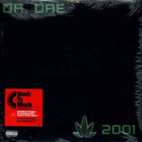 Lp Dr Dre 2001 Vocal 180 Gramas Importado Lacrado Rap Hiphop