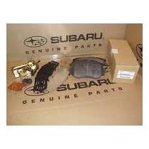 Pastillas Frenos Oem Delanteras Subaru Forester Xt Y Otros.