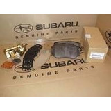 Pastillas Frenos Oem Del. Subaru Forester Xt, Tribecca Y Otr