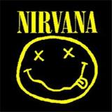 Stickers Nirvana Grupo Para Pegar Donde Desees Mde
