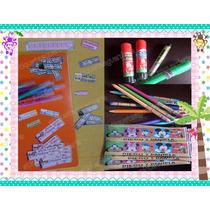95 Etiquetas Adhesivas Personalizadas Útiles Escolares