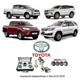 Porca Antifurto Toyota Hilux Sw4 2016 2017 Galaxylock