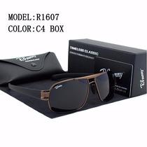 Gafas De Sol Polarizadas Hd De Alta Gama De Negocios Clásic