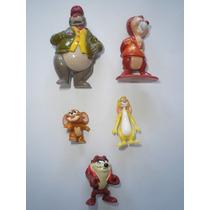 Disney Sonric´s Y Huevo Kinder 7 Figuras