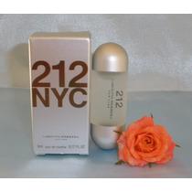 Miniatura Perfume Mini 212 Nyc Ch Linda!