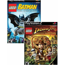 Patch Kombo 2games Lego Batman+ Indiana Jones Patch Play2