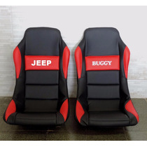 Banco Para Buggy - Jeep - Cockpit