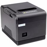 Impresora Térmica Trabajo Pesado 80mm Autocorte 20 Años Vida