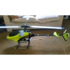 Helicóptero Helimodelo Raptor 30 Combustão 550 Gasolina