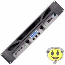 Amplificador Potência Crown Xti 6002 6000w Rms Kadu Som