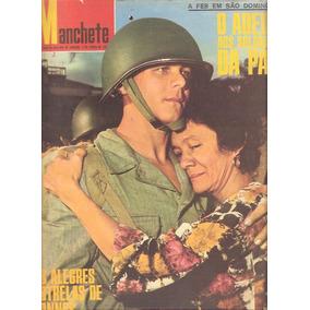 Manchete 685 - 1965 - Ed. Bloch