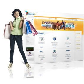 Criação De Web Sites Blogs E Lojas Virtuais