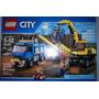 Lego City Mod 60075 Excavadora Y Camion 311 Pzas Nuevo