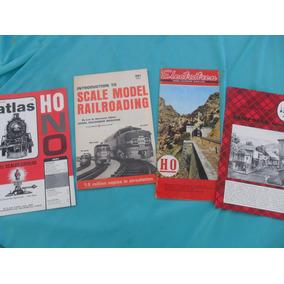 Folleto Tren Atlas Electrotren Catalogo Ho Antiguo Ferromode