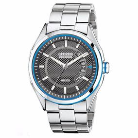 Reloj Citizen Eco-drive Aw1141-59e Con Fechador