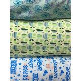 Tela Pijama Algodon Dulces Sueños 1.50 Ancho