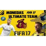 ¡¡monedas!! Ultimate Team Fifa 17 Ps4 20k
