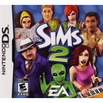 The Sims 2 Nintendo Ds Nuevo Y Sellado