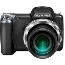 Camera Olympuz Sp-810uz 14mp Zoom 36x + Maleta E Cartão 16gb