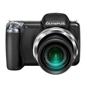 Camera Olympuz Sp-810uz 14mp Zoom 36x + Maleta E Cartão 16gb