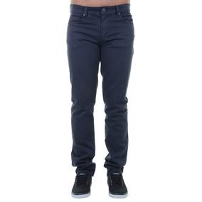 Calça Masculina Dc Passeio Core Straight Fit Black